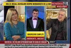 Amenda de 5.000 de lei pentru Romania TV dupa conspiratiile lui Gigi Becali despre vaccin si coronavirus