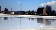 Amenda de peste 10.000 de euro pentru compania care detine iazurile cu 25 de milioane de tone de reziduuri chimice