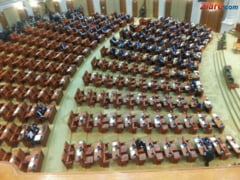 Amendamentele la legea salarizarii au ajuns in Parlament inaintea proiectului