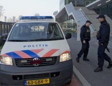 Amenintare terorista in Olanda: Politia a arestat un suspect
