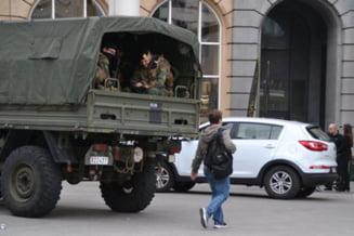 Amenintare terorista la Bruxelles - alerta cu bomba intr-un centru comercial (Video)