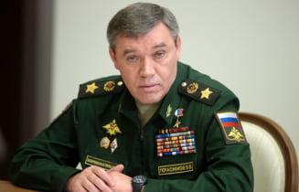 """Amenintarea sefului Statului Major al armatei Kremlinului: """"Rusia isi rezerva dreptul de a utiliza armele nucleare"""""""