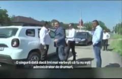 """Amenintarile unui deputat PSD catre politistul care supraveghea alegerile : """"Tu esti smecher, o sa vezi ce-o sa patesti"""". Ce replica ii da politistul VIDEO"""