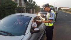 Amenzi de peste 28.000 de lei aplicate de politistii rutieri