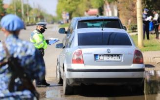 Amenzi in valoare de 246.000 lei, aplicate de politisti in weekend