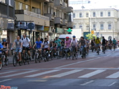 Amenzile pentru biciclisti se micsoreaza, a decis Senatul