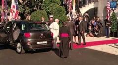 Americanii asteapta minuni de la Papa Francisc: Ii cer sa binecuvanteze metroul ca sa nu mai intarzie