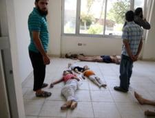 """Americanii au """"indicii"""" din nou despre folosirea de arme chimice: Acum in Siria"""