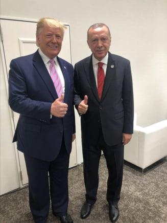 Americanii au impus sanctiuni Turciei, iar Trump a vorbit cu Erdogan: Ofensiva din Siria este inutila si negandita!