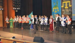 Americanii au onorat Festivalul Muzicii Tataresti