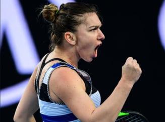 """Americanii au publicat """"clasamentul adevarului"""" din tenis - ce loc ocupa Simona Halep"""