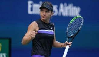 """Americanii au publicat """"clasamentul adevarului"""" din tenis: Locuri surprinzatoare pentru Simona Halep si Bianca Andreescu"""
