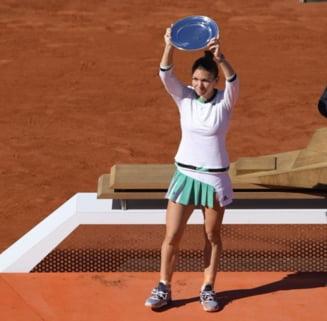 Americanii explica de ce a pierdut Simona Halep finala de la Roland Garros