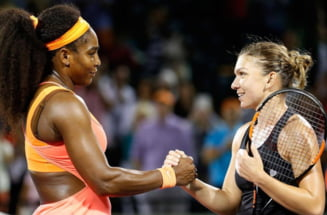 Americanii pariaza pe Simona Halep la US Open: O poate invinge pe Serena Williams