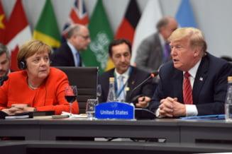 Americanii se retrag din Siria inainte de sfarsitul lui aprilie. Merkel il contrazice pe Trump: Statul Islamic nu e invins