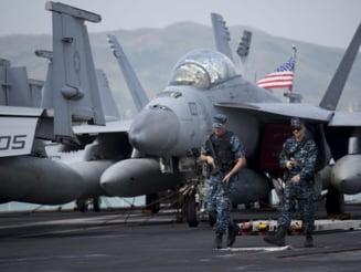 Americanii si-au trimis bombardierele in spatiul aerian al Chinei