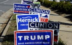 Americanii si-au votat presedintele: Filmul unei zile nebune de marti terminata cu o surpriza uriasa
