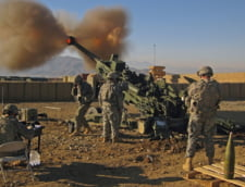 Americanii si francezii si-au trimis artileria grea in Siria