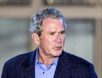 Americanilor le e dor de Bush