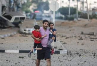 """Amin Zahra, medicul israelian venit in Romania, mesaj dur fata de politica Tel Avivului in Fasia Gaza: """"Cum ati proceda daca ar veni cineva v-ar lua pamantul, v-ar darama casa"""""""