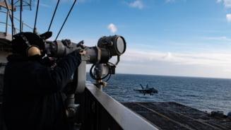 Amiral american, fost comandant suprem al fortelor NATO: SUA si Rusia se afla in pragul unui conflict in Marea Neagra. Cele doua puteri, pe un culoar de coliziune