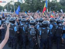Amnesty International: Autoritatile romane trebuie sa investigheze acuzatiile privind utilizarea inutila si excesiva a fortei impotriva protestatarilor