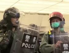 Amnesty International: Politia din Hong Kong se foloseste de pandemie sa reprime protestele