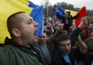 Amnistierea anuntata de Voronin nu este posibila: R. Moldova nu are Parlament
