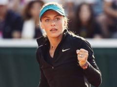 Ana Bogdan, eliminata de Angelique Kerber de la Roland Garros
