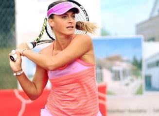 Ana Bogdan, eliminata de la US Open