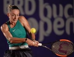 Ana Bogdan, eliminata in turul I la Cincinnati