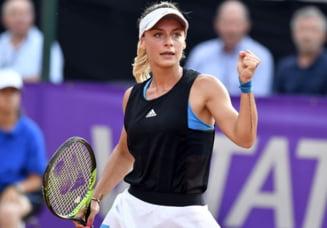 Ana Bogdan continua sa impresioneze si se distanteaza in fruntea clasamentului pentru Turneul Campioanelor