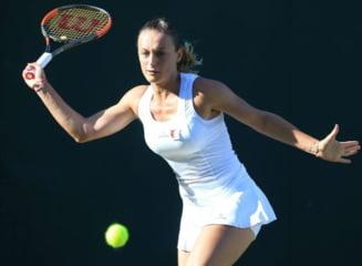 Ana Bogdan elimina o favorita si avanseaza in turul II la Australian Open