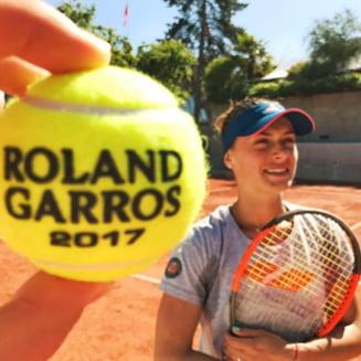 Ana Bogdan pierde in turul I la Roland Garros