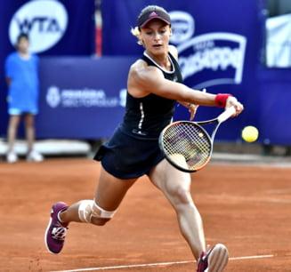 Ana Bogdan si-a aflat adversara din semifinalele turneului din Thailanda