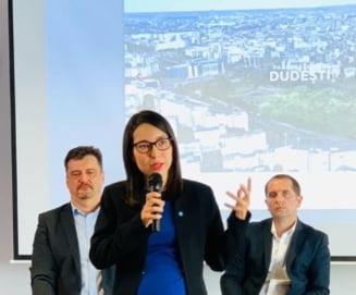 """Ana Ciceala, consilierul care """"a invins-o pe Firea in instanta"""", este candidatul USR la Primaria Sectorului3"""