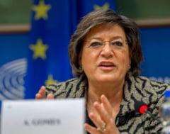 Ana Gomes (PES): Noi, socialistii europeni, nu putem sa protejam un corupt, pe Liviu Dragnea, si pe marioneta sa, doamna Dancila. Adica suntem luati de idioti? Interviu