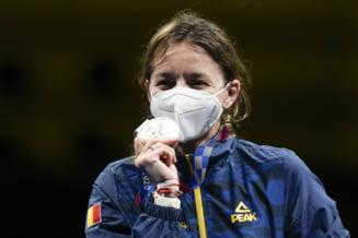 Ana Maria Popescu a anunțat ce va face după medalia de argint de la Tokyo