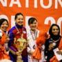 Ana Maria Popescu incheie anul in mare stil, cu medalie de aur in Dubai