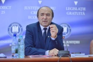 Analiza GRECO pe activitatea ministrului Toader: Prezentarea in PowerPoint a reformei Justitiei si lunga conferinta pentru revocarea lui Kovesi