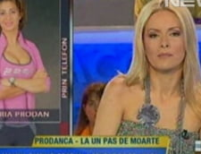 Anamaria Prodan dupa accident: M-am nascut a doua oara (VIDEO)