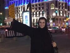 Anamaria Prodan ii ameninta pe arabi cu FIFA