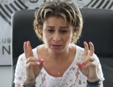 Anamaria Prodan scoate asul din maneca