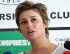 Anamaria Prodan vrea sa cumpere Universitatea Cluj. In rate!