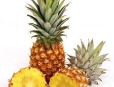 Ananasul, bun in caz de bronsita, sinuzita, dar si gingivita