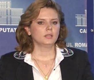 Anastase: Am fost amenintata pentru a semna hotararea ca Dorneanu sa fie judecator CCR