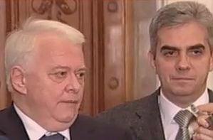 Anastase a cazut la pace cu deputatii PNL si PSD