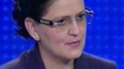 Anca Boagiu: Multi liberali ar putea intra in miscarea lui Ungureanu
