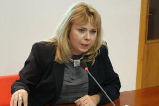 "Anca Dragu, presedintele Senatului: ""Vlad Voiculescu si-a asumat un parcurs pe care putini l-ar fi putut tine in frau"""