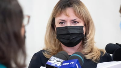 Anca Dragu acuză tabăra Cîțu că o hărțuiește pentru a o demite de la șefia Senatului. Ce spune despre dialogul cu Ludovic Orban